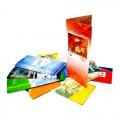 Буклет цветной, формат А4